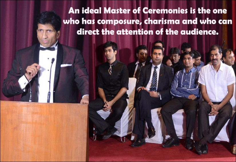 How to be a Successful Master of Ceremonies in Public Speaking