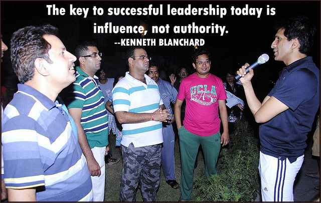 PERSONALITY DEVELOPMENT- Qualities of a Leader