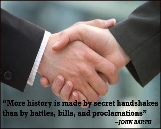 PERSONALITY DEVELOPMENT- Different Types of Handshakes