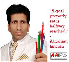 Goal Setting by Anurag Aggarwal