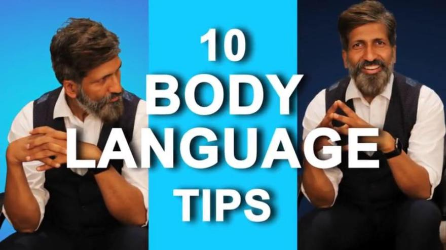 Body Language Tips | Anurag Aggarwal | Personality Development