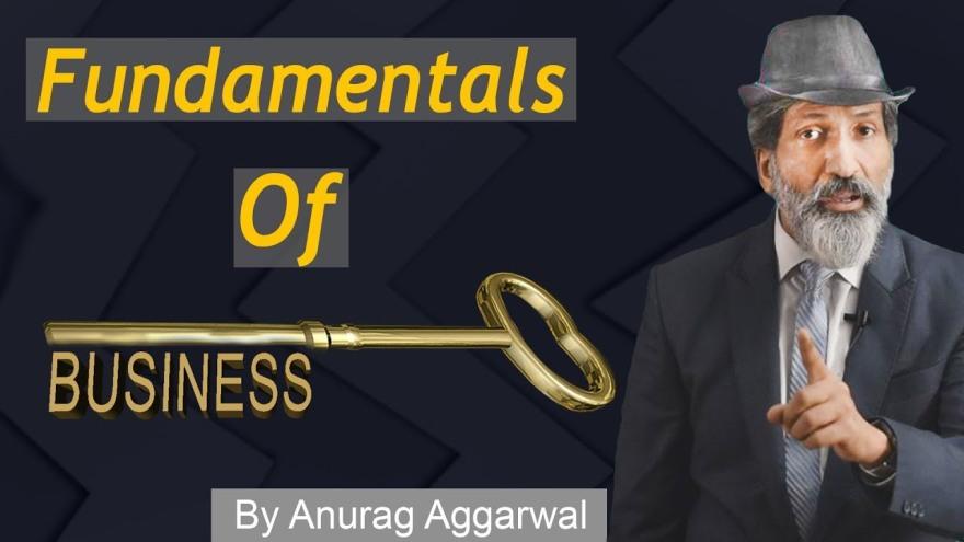 Fundamentals of Business | Anurag Aggarwal