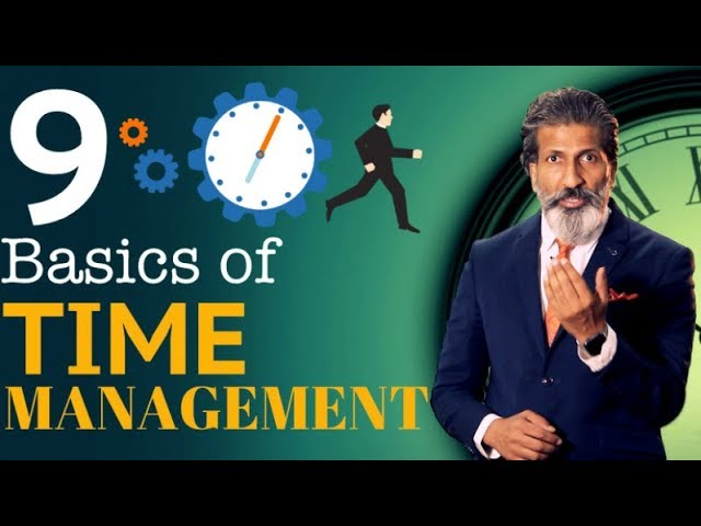 time management | Business Training by Anurag Aggarwal | Business Coach