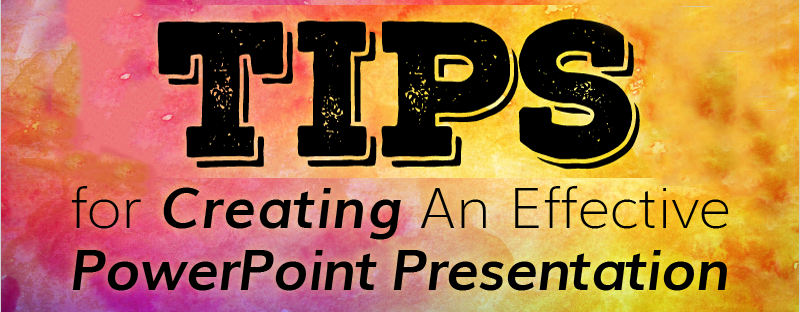 BASIC TIPS FOR DESIGNING A POWERPOINT PRESENTATION` – Business