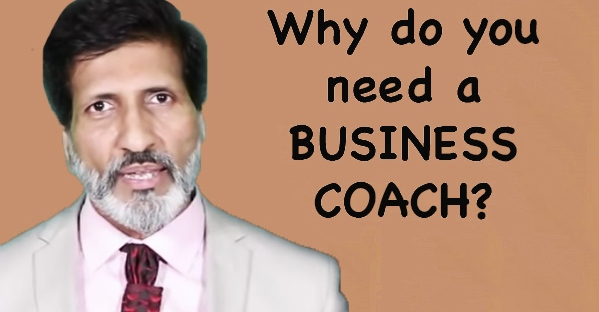 Why do you need a business coach | Anurag Aggarwal