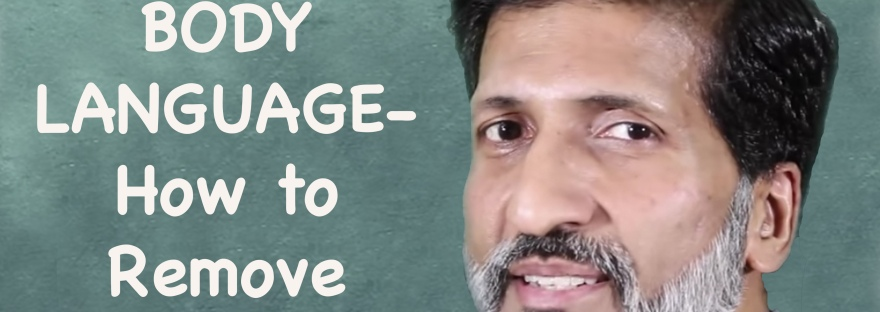 BODY LANGUAGE- How to Remove Hesitation2 | Personality Development | Public Speaking | Anurag Aggarwal